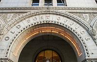 Old Post Office Pavillion Pennsylvania Ave Washington DC Architecture