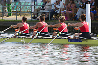THE DIAMOND JUBILEE CHALLENGE CUP<br /> Marlow R.C. (384)<br /> The Tideway Scullers'  School (407)<br /> <br /> Henley Royal Regatta 2018 - Thursday<br /> <br /> To purchase this photo, or to see pricing information for Prints and Downloads, click the blue 'Add to Cart' button at the top-right of the page.