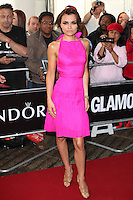 """Samantha Barks<br /> arriving for the """"2013 Glamour Awards"""", Berkeley Square, London. Picture by: Lexie Appleby/Snappers/DyD Fotografos 04/06/2013"""