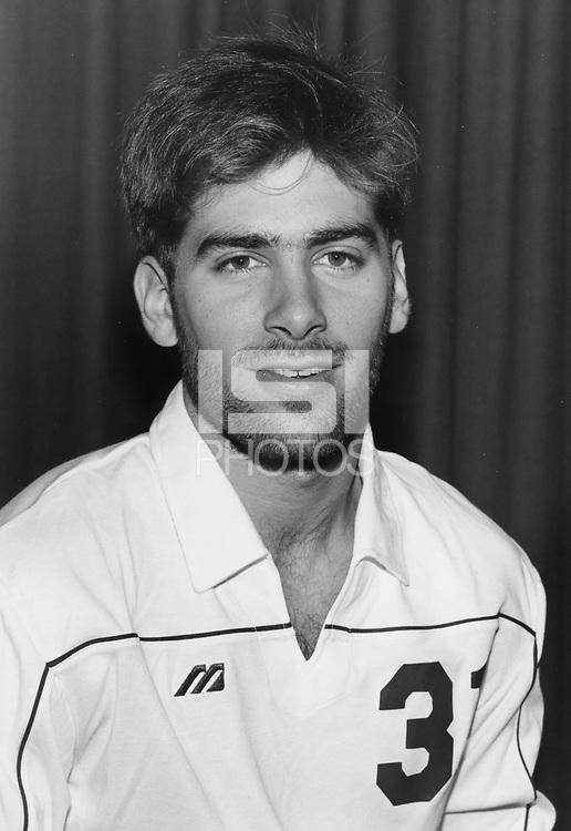 1989: Parker Blackman.