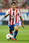 Atletico de Madrid's Raul Garcia during La Liga match. August 30, 2010. (ALTERPHOTOS/Alvaro Hernandez)