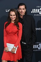 "15 May 2019 - Hollywood, California - Gavin Rossdale, Natalie Golba. ""John Wick: Chapter 3 - Parabellum"" Special Screening Los Angeles held at the TCL Chinese Theatre.     <br /> CAP/ADM/BT<br /> ©BT/ADM/Capital Pictures"