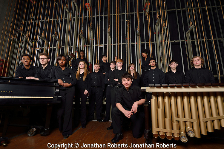 Youth Performing Arts Schools Percussion Group