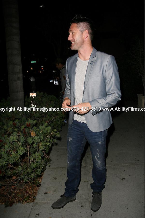 July 2nd 2012 <br /> <br /> <br /> Irish Soccer star Robbie Keane dine at Mastros in Beverly Hills<br /> <br /> AbilityFilms@yahoo.com<br /> 805-427-3519<br /> www.AbilityFilms.com