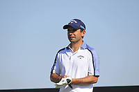 Fabrizio Zanotti (PAR) on the 6th tee during Round 1 of the HNA Open De France at Le Golf National in Saint-Quentin-En-Yvelines, Paris, France on Thursday 28th June 2018.<br /> Picture:  Thos Caffrey | Golffile
