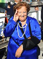 Anna Maria Cancellieri<br /> Genova 03-09-2013 Festa Nazionale Partito Democratico<br /> Photo  Genova Foto /Insidefoto