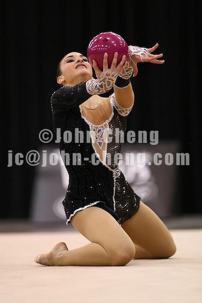 Photo by John Cheng - Pacific Rim Championships in San Jose, Ca.RhythmicsShape
