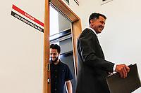 SÃO PAULO,SP, 07.10.2015 - FUTEBOL-SÃO PAULO - O técnico Juan Carlos Osorio, que está deixando o clube, concedeu uma entrevista coletiva de despedida após o treino realizado pela equipe do São Paulo no CT da Barra Funda, na zona oeste da cidade, nesta manhã desta segunda-feira (07). (Foto: Douglas Pingituro/Brazil Photo Press)
