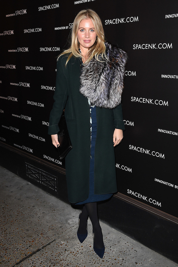 Marissa Montgomery<br /> at the opening of the 'Innovation by Space NK' store on Regent's Street, London.<br /> <br /> <br /> ©Ash Knotek  D3196  10/11/2016