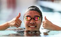 Tupou Neiufi. New Zealand Short Course Swimming Championships, National Aquatic Centre, Auckland, New Zealand, Tuesday 1st October 2019. Photo: Simon Watts/www.bwmedia.co.nz/SwimmingNZ