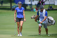 Jaye Marie Green (USA) approaches her ball on 2 during round 3 of the 2018 KPMG Women's PGA Championship, Kemper Lakes Golf Club, at Kildeer, Illinois, USA. 6/30/2018.<br /> Picture: Golffile | Ken Murray<br /> <br /> All photo usage must carry mandatory copyright credit (&copy; Golffile | Ken Murray)