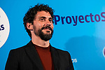 "Paco Leon attends to the presentation of the ""Proyecto Sonrisas"" at Gran Teatro Principe Pio in Madrid. March 23, 2017. (ALTERPHOTOS/Borja B.Hojas)"