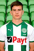 GRONINGEN - Voetbal, Presentatie FC Groningen,  seizoen 2018-2019, 17-07-2018 , FC Groningen speler Tom van der Looi