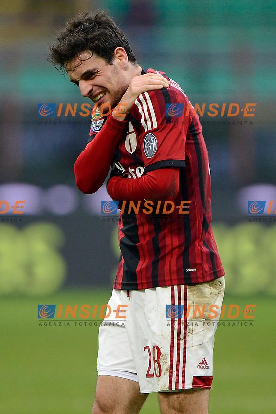 Giacomo Bonaventura Milan<br /> Milano 15-02-2015 Stadio Giuseppe Meazza - Football Calcio Serie A Milan - Empoli. Foto Giuseppe Celeste / Insidefoto