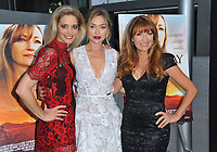 www.acepixs.com<br /> <br /> June 7 2017, LA<br /> <br /> (L-R) Christina Moore, Annabelle Stephenson and Jane Seymour arriving at the premiere of 'Pray For Rain' at the ArcLight Hollywood on June 7, 2017 in Hollywood, California<br /> <br /> By Line: Peter West/ACE Pictures<br /> <br /> <br /> ACE Pictures Inc<br /> Tel: 6467670430<br /> Email: info@acepixs.com<br /> www.acepixs.com