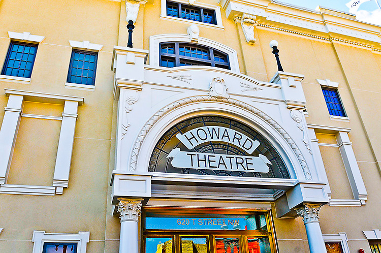 Howard Theatre Ribbon Cutting Ceremony