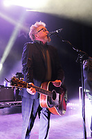 LONDON, ENGLAND - DECEMBER 3: Dave King of 'Flogging Molly' performing at Shepherd's Bush Empire on December 3, 2018 in London, England.<br /> CAP/MAR<br /> &copy;MAR/Capital Pictures
