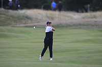 Cristie Kerr (USA) on the 4th fairway during Round 2 of the Ricoh Women's British Open at Royal Lytham &amp; St. Annes on Friday 3rd August 2018.<br /> Picture:  Thos Caffrey / Golffile<br /> <br /> All photo usage must carry mandatory copyright credit (&copy; Golffile | Thos Caffrey)