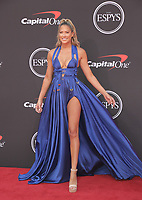 10 July 2019 - Los Angeles, California -  Kelly Kelly, Barbara Jean Blank. The 2019 ESPY Awards held at Microsoft Theater. Photo Credit: PMA/AdMedia