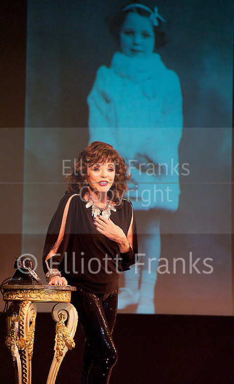 Joan Collins <br />