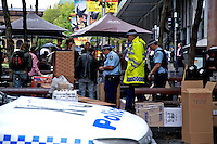 Occupy Sydney Day 112, You Cant Evict an Idea
