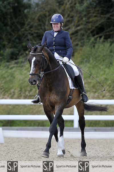 Class 8. British Dressage (BD). Brook Farm Training Centre. Essex. 01/07/2016. MANDATORY CreditGarry Bowdeni/Sportinpictures - NO UNAUTHORISED USE - 07837 394578