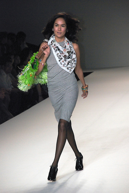Elle Fashion Week Bangkok Thailand 2007