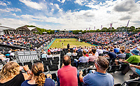 Den Bosch, Netherlands, 16 June, 2018, Tennis, Libema Open, overall view<br /> Photo: Henk Koster/tennisimages.com