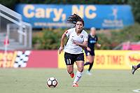 Cary, North Carolina  - Saturday July 01, 2017: Raquel Rodriguez during a regular season National Women's Soccer League (NWSL) match between the North Carolina Courage and the Sky Blue FC at Sahlen's Stadium at WakeMed Soccer Park. Sky Blue FC won the game 1-0.