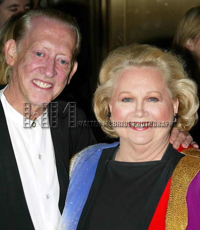 Barbara Cook attends The 56th Annual Tony Awards<br />Radio City Music Hall in New York City on June 2, 2002