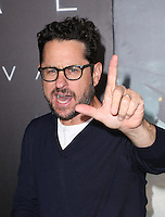 "Westwood, CA - NOVEMBER 06: J.J. Abrams at Premiere Of Paramount Pictures' ""Arrival"" At Regency Village Theatre, California on November 06, 2016. Credit: Faye Sadou/MediaPunch"