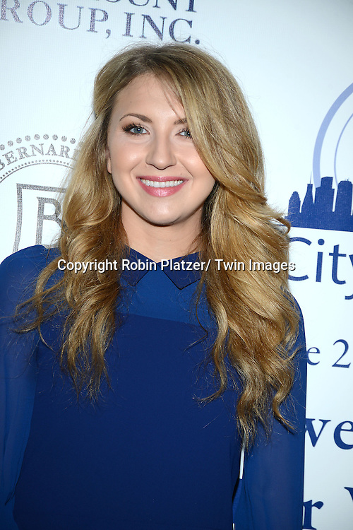 "Nina Arianda attends the 27th Annual Citymeals-on-Wheels "" Power Lunch for Women"" on November 22, 2013 at the Plaza Hotel in New York City."