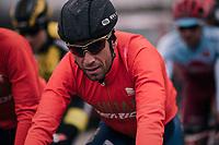 Vincenzo Nibali (ITA/Bahrain-Merida)<br /> <br /> 109th Milano-Sanremo 2018<br /> Milano &gt; Sanremo (291km)
