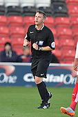 11/08/2015 Capital One Cup, First Round Fleetwood Town v Hartlepool United
