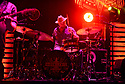 MIAMI BEACH, FL - DECEMBER 12: Drummer for Aaron Lewis band Will Hunt performs on stage during 'State I'm In Tour' at The Fillmore Miami Beach on December 12, 2019 in Miami Beach, Florida. ( Photo by Johnny Louis / jlnphotography.com )