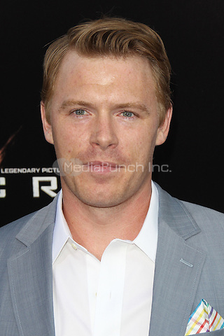 HOLLYWOOD, CA - JULY 9:  Diego Klattenhoff at the Pacific Rim  Premiere held at the Dolby Theatre in Hollywood, California. July 9, 2013. Credit: mpi21/MediaPunch Inc.