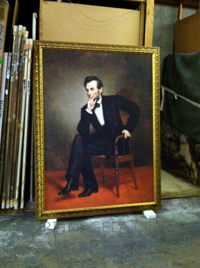 Reproduction of Healy, George Peter Alexander (1813-1894)<br />