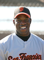 Carlton Salters - San Francisco Giants - 2010 Instructional League.Photo by:  Bill Mitchell/Four Seam Images..