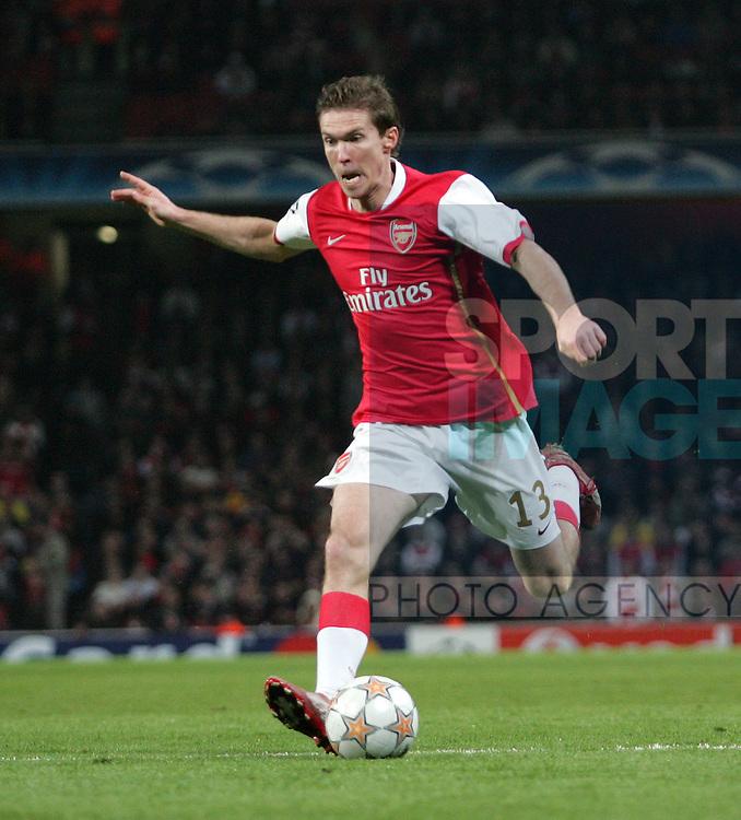 Arsenal's Alexander Hleb