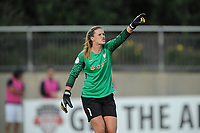 Boyds, MD -Saturday August 26, 2017: Alyssa Naeher during a regular season National Women's Soccer League (NWSL) match between the Washington Spirit and the Chicago Red Stars at Maureen Hendricks Field, Maryland SoccerPlex.