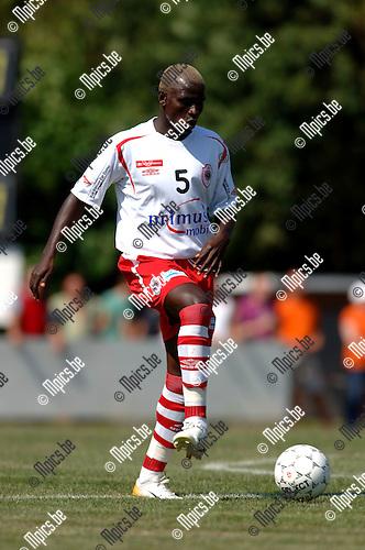 Mohamed Cisse , Antwerp FC