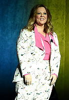 LAS VEGAS, NV - APRIL 24: Melissa McCarthy onstage during the Warner Bros. Pictures presentation at CinemaCon 2018 at The Colosseum at Caesars Palace on April 24, 2018 in Las Vegas, Nevada. (Photo by Frank Micelotta/PictureGroup)