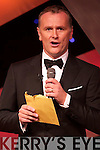 Rose of Tralee presenter Dáithí Ó Sé announcing the 2012 Rose of Tralee at the Dome on Tuesday night.