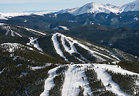 Keystone Ski Area. Dercum, March 2014