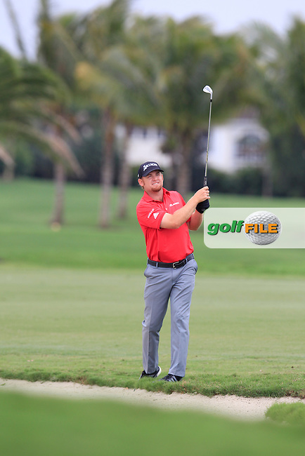 J B Holmes (USA) during the final round of the WGC Cadillac Championship, Blue Monster, Trump National Doral, Doral, Florida, USA<br /> Picture: Fran Caffrey / Golffile