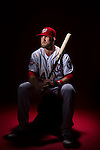 VIERA, FL-  FEBRUARY 25:  Outfielder Bryce Harper poses for a portrait during the Washington Nationals Spring Training at Space Coast Stadium in Viera, FL (Photo by Donald Miralle) *** Local Caption ***