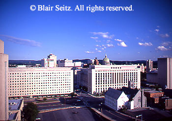 Harrisburg, PA, Capitol Complex