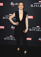 "HOLLYWOOD - FEBRUARY 24:  Ming-Na Wen at 100th Episode Celebration of ABC's ""Marvel's Agents of S.H.I.E.L.D.""  at OHM Nightclub on February 24, 2018 in Hollywood, California.(Photo by Scott Kirkland/PictureGroup)"