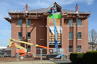 2012 11-15 CCSU New Academic / Office Building Construction Progress Photos | 14th Progress Shoot