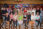 Eileen Anne McSharry Bellvelle Grove Killarney seated centre enjoying her 40th birthday with friends and family in the Killarney Avenue Hotel Friday night   Copyright Kerry's Eye 2008